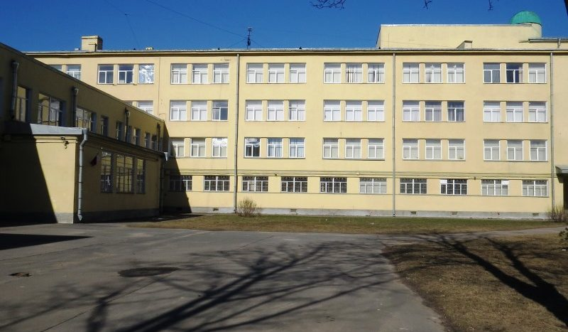 Школа Петербург СПБ