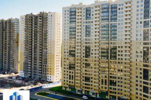 Green City ЖК квартира