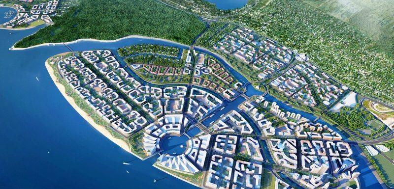 Развитие Петербурга, будущее