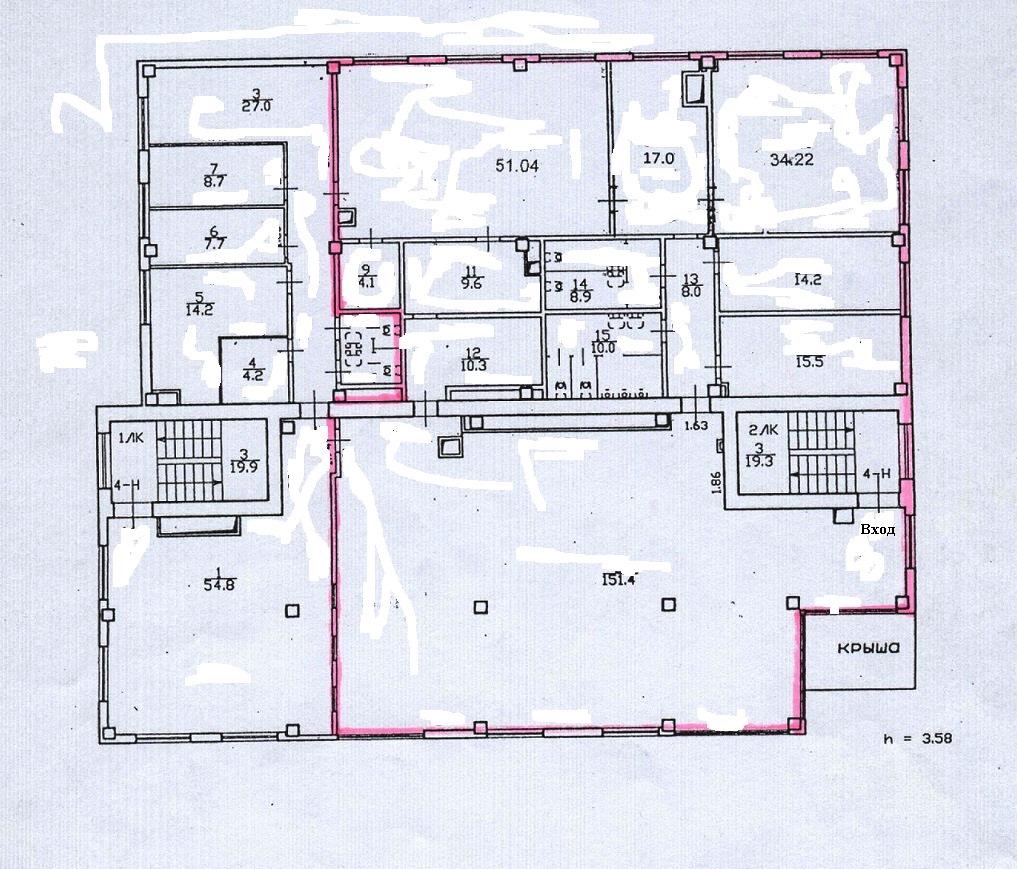 Комерческая аренда -офис, магазин - свободное назначение